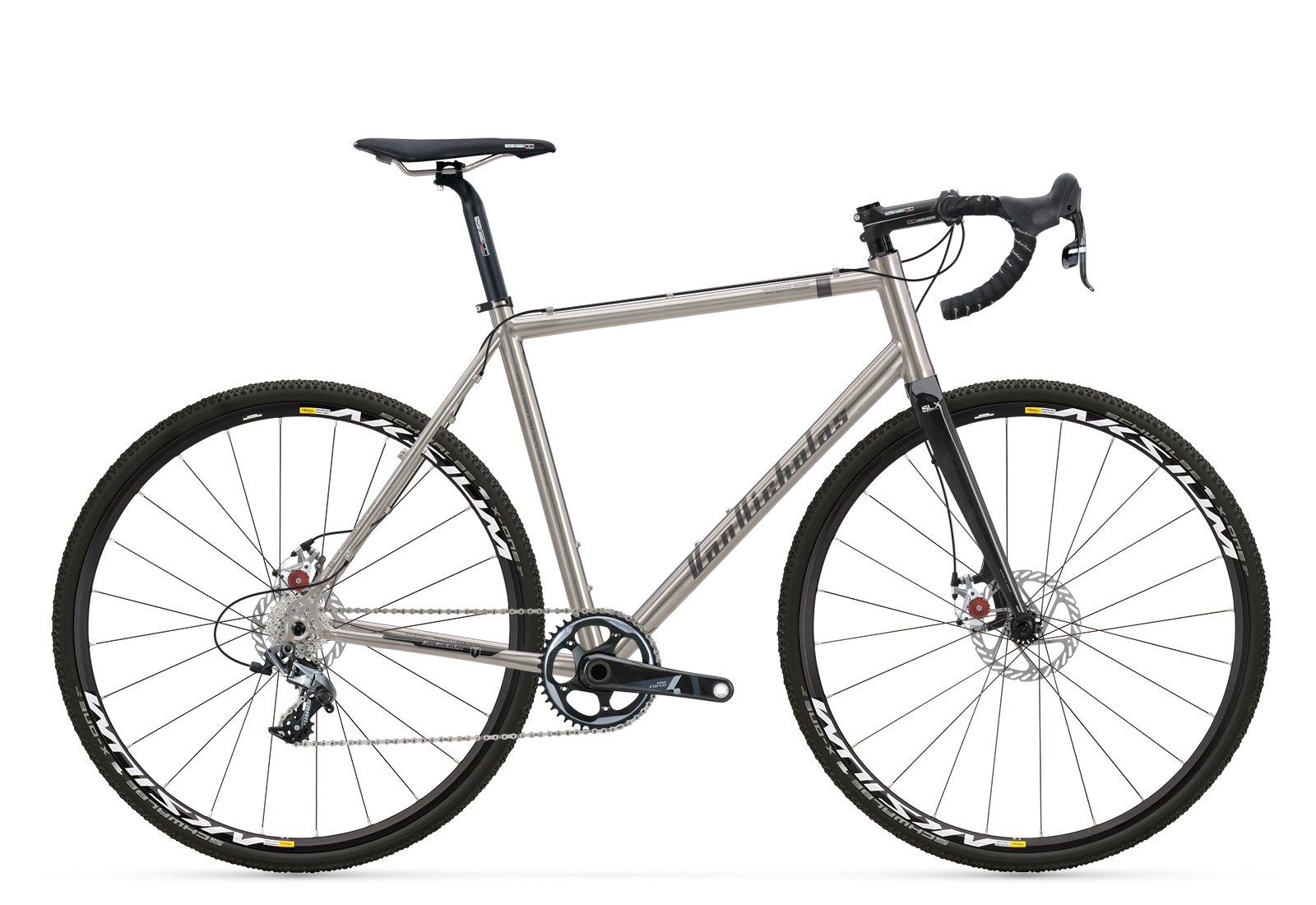 Van Nicholas Amazon Cross Disc Sram Force 1 11-spd