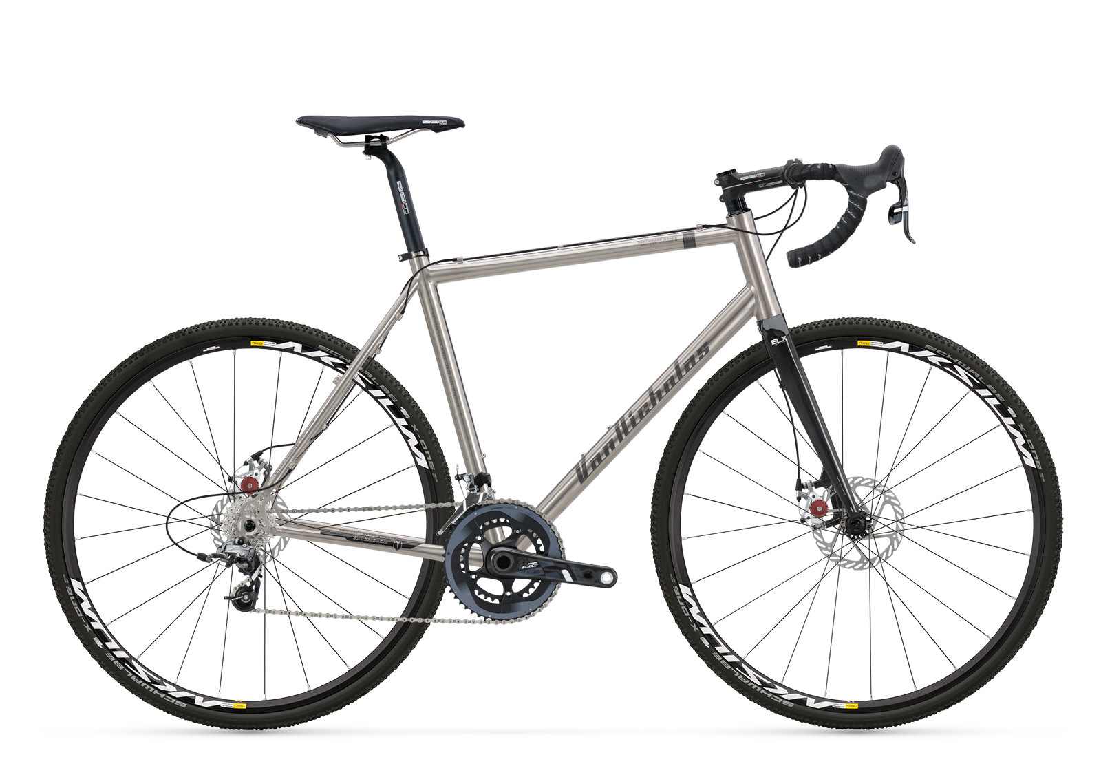 Van Nicholas Amazon Cross Disc Sram Force 22 11-spd