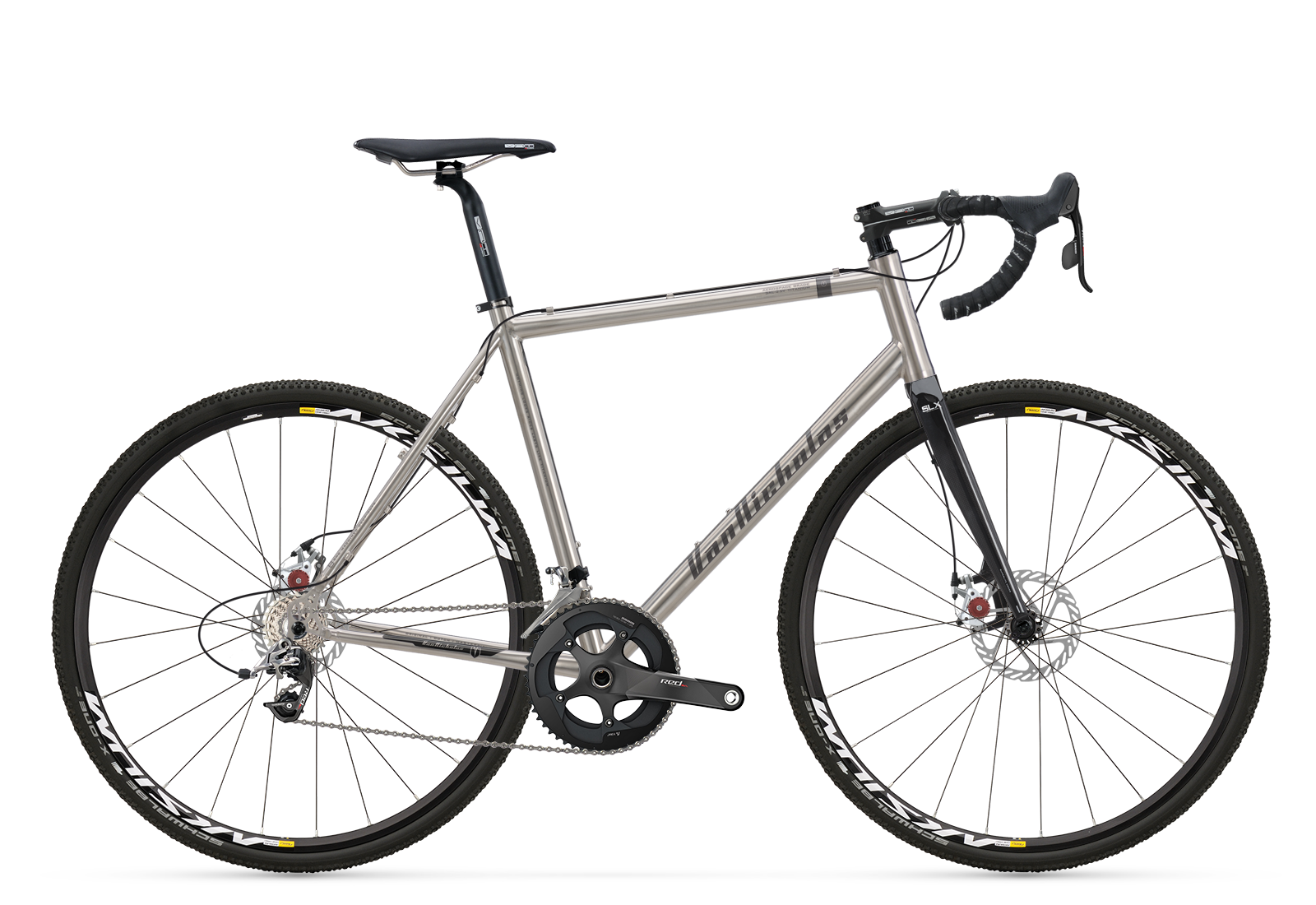 Van Nicholas Amazon Cross Disc Sram Red 11-spd