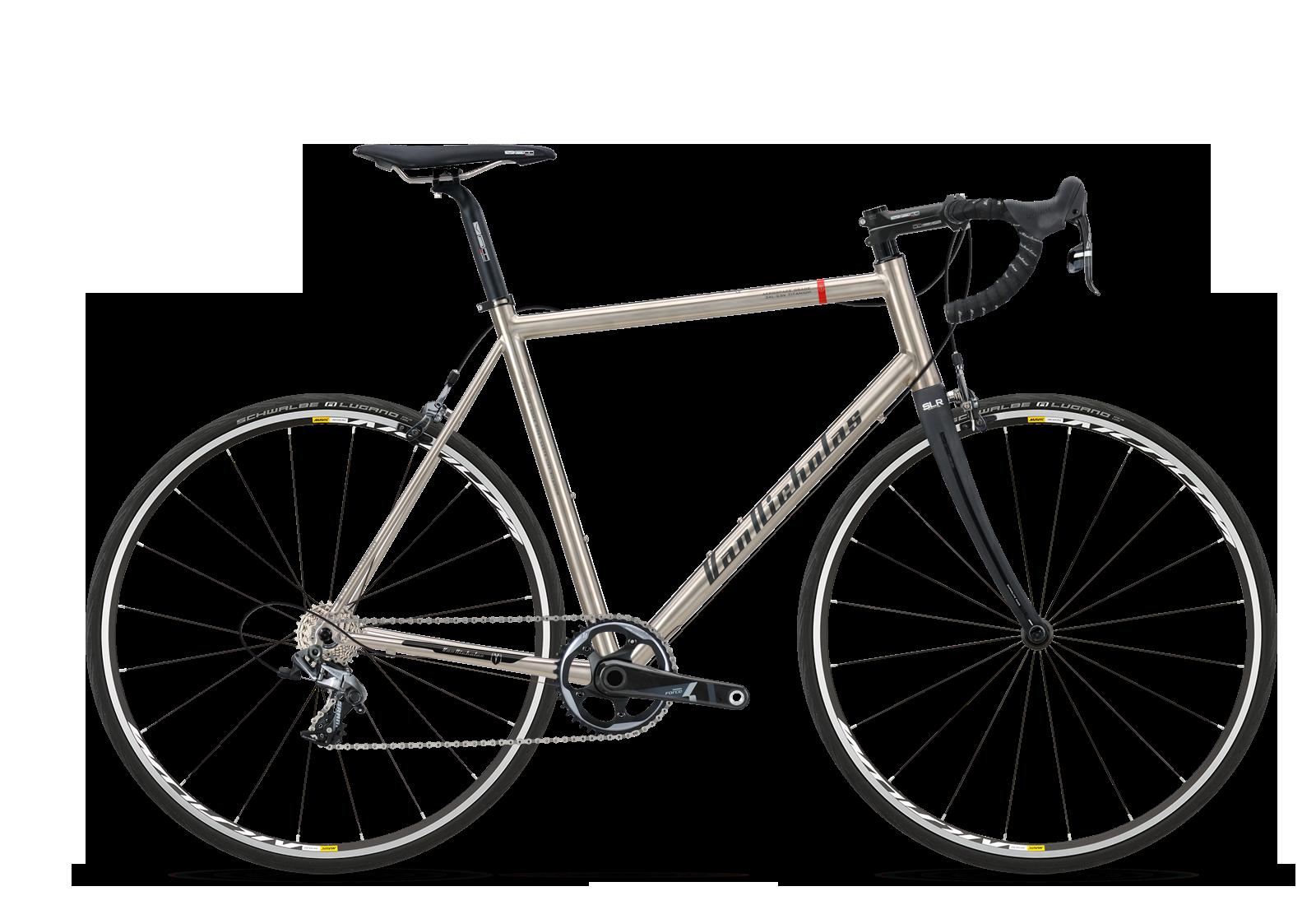 ae9fbfc4b52 Aquilo, speed delivering titanium road bike | Van Nicholas